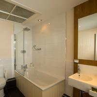 Small Double Room with Village View