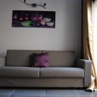 Duplex Studio with patio