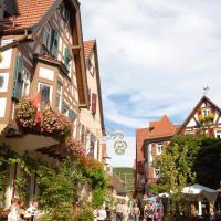 Hotel Pictures: Restaurant Cafe Hirsch, Besigheim