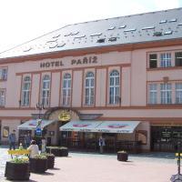 Hotel Pictures: Hotel Paříž, Jičín