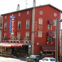 Hotel Pictures: Hostal Delgado, Benabarre