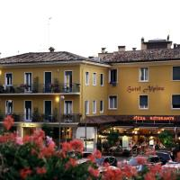 Hotelbilleder: Hotel Alpino, Malcesine