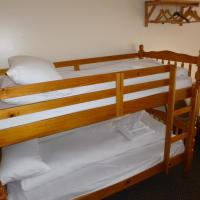 Quadruple Room with Bunk Bed and Shared Bathroom