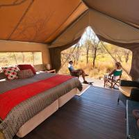 Superior King or Twin Tent