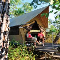 Hotel Pictures: Mitchell Falls Wilderness Lodge, Camp Creek