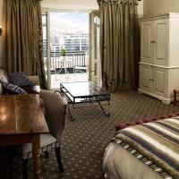 Luxury King Room with Balcony