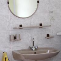 Double Room with Private External Toilet