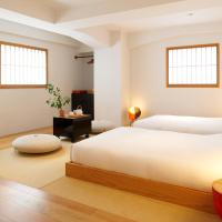 Twin Room with Tatami Floor