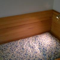 Twin Room with Private Entrance