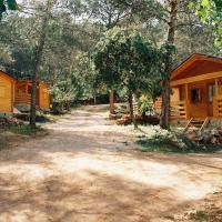 Hotel Pictures: Cabañas Montillana, Hornos