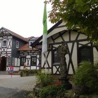 Hotel Pictures: Landhotel Vierjahreszeiten, Bad Königshofen im Grabfeld