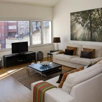 Three-Bedroom Apartment with Terrace and View