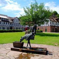 Hotel Pictures: Parkhotel Deutsches Haus, Bodenwerder