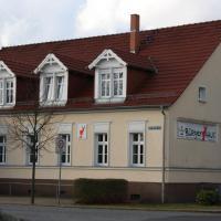 Hotelbilleder: B&B im Landgasthaus Bürgerhaus Berkenbrück, Berkenbruck