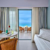 Superior Quadruple Room with Sea View