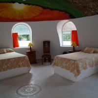 Triple Room with Mountain View and Two Beds