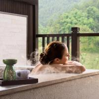Hot Spring Retreat - Twin