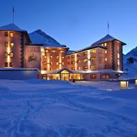 Hotel Pictures: Hotel Alpenrose aktiv & sport, Kühtai