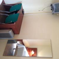 Single Bed in Double Room with Shared Bathroom