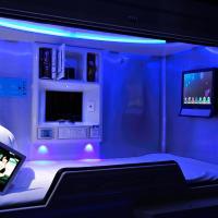 Deluxe Capsule Room ( Male /  Female )