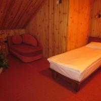 Duplex Twin Room in Cottage