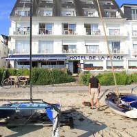 Hotel Pictures: Logis Hôtel De La Plage, Saint-Pierre-Quiberon