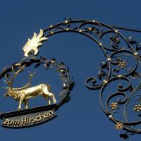 """Hotel Pictures: Gasthaus & Hotel """"Zum Hirschen"""", Fellbach"""