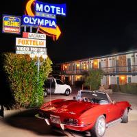 Hotelfoto's: Olympia Motel, Queanbeyan