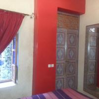 Red Twin Room