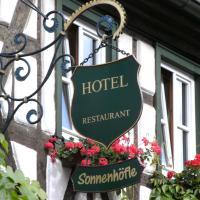 Hotel Pictures: Hotel Sonnenhöfle, Sommerhausen