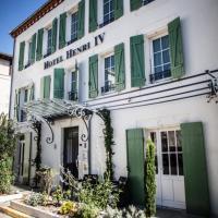 Hotel Pictures: Hôtel Henri IV, Nérac