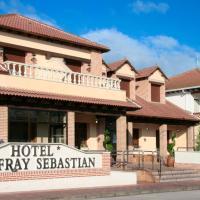 Hotel Pictures: Hotel Fray Sebastian, Nava de la Asunción