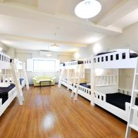 Bunk Bed in 10-Bed Mixed Dormitory Room