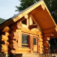 Porteau Cove Olympic Legacy Cabins