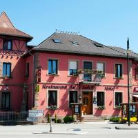 Hotel Pictures: Hôtel-Restaurant Au Soleil, Valff