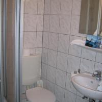 Double Room with Small Bathroom