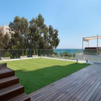 Two-Bedroom Apartment with Private Pool and Garden