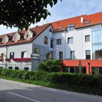 Hotel Pictures: Gasthof Hotel Zur goldenen Krone, Furth