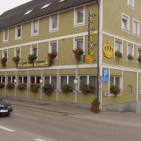 Hotelbilleder: Hotel Krone, Neresheim