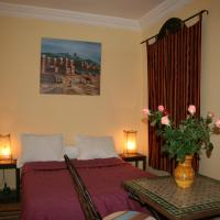 Double Room with Medina View