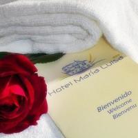 Hotel Pictures: Hotel María Luisa, Rute