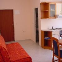 One-Bedroom Apartment with Balcony and Sea View (3 Adults)