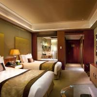 Luxury Twin Room with City View