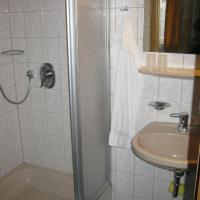 Twin Room with Private Bathroom and Shared Toilet