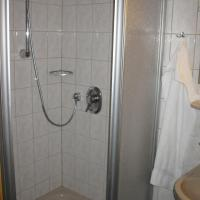 Double Room with Private Bathroom and Shared Toilet