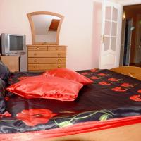 Two-Bedroom Apartment on Zaliznychna street 14