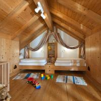 Family Suite with Lake View (2 Adults + 2 Children up to 2 years included, older children have to pay extra)