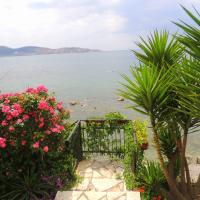 Double Room with Terrace, Sea View and Shared Kitchen