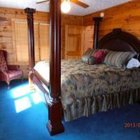 Four Bedroom Log Cabin
