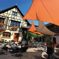 Hotel Pictures: Hotel - Restaurant Le Cerf & Spa, Marlenheim